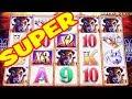 BUFFALO GOLD   ★   SUPER BIG WIN ON MINIMUM BET!!!