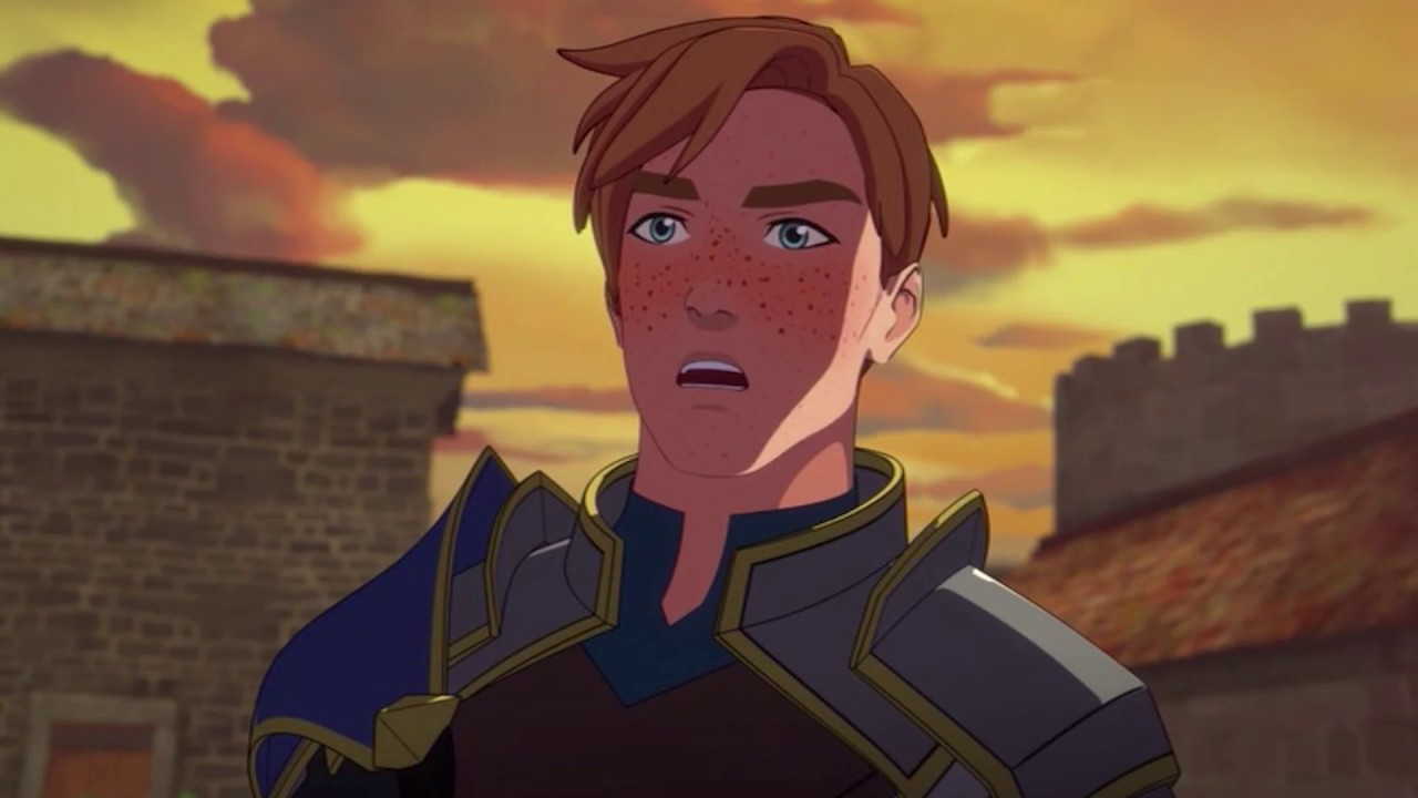 The Dragon Prince Gren In A Nutshell Youtube