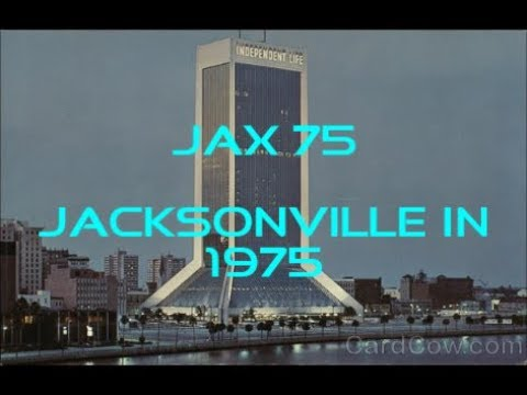 JAX 75 Jacksonville in 1975  - A George Farrar Documentary Profiles What Happened in Jax in 75