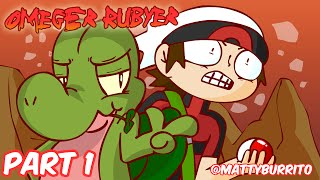 Repeat youtube video Pokemon Omeger Rubyer Part 1