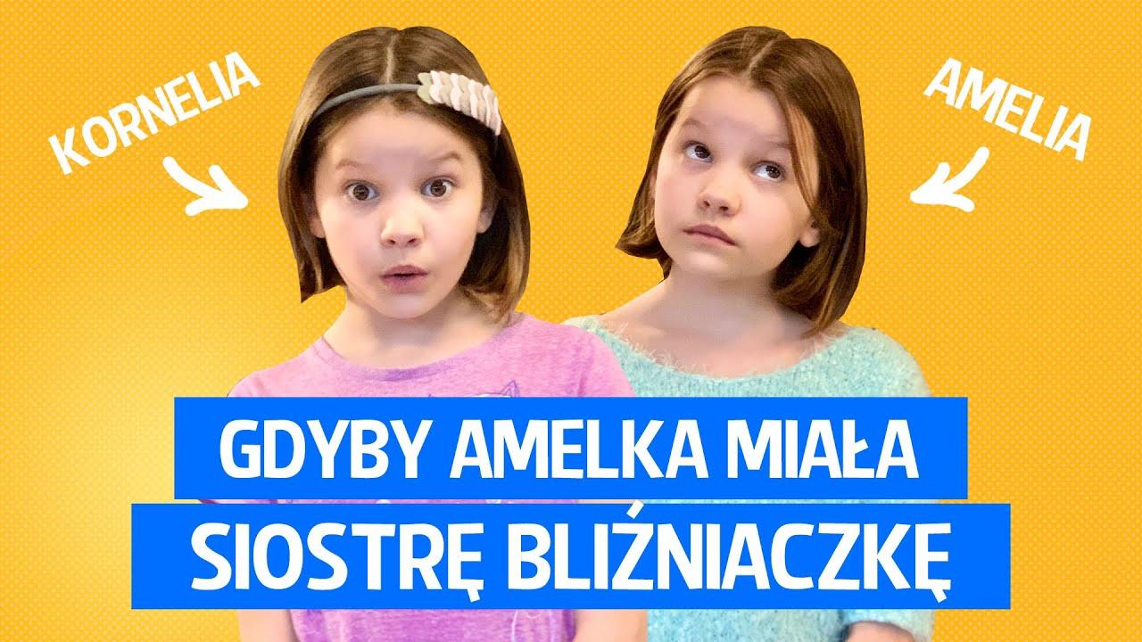 Download Gdyby Amelka miała siostrę bliźniaczkę..