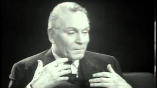 Sir Laurence Olivier : Great Acting 1966 Interview with Kenneth Tynan (4/5)