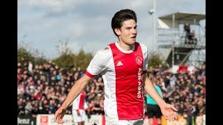 Jurgen Ekkelenkamp ● Jong Ajax ● Goals, Assists & Skills ● 2017/2018 Hd