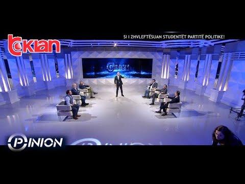 Opinion - Si i zhvleftesuan studentet partite politike! (20 dhjetor 2018)
