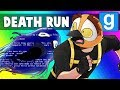 Gmod Death Run Funny Moments The Halloween Map That Crashes mp3