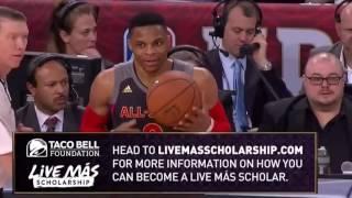 NBA 2017 All-Star Game Mix- I Spy