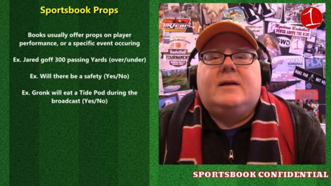 SPORTSBOOK CONFIDENTIAL: Super Bowl Sunday & prop betting (podcast)