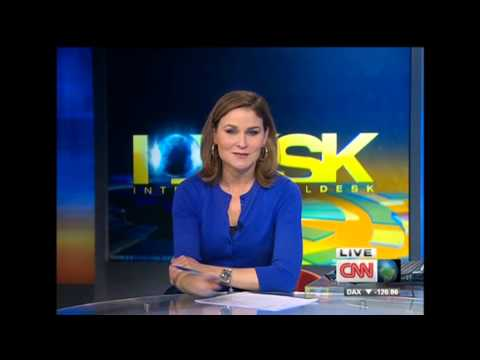 CNN International Desk Closing