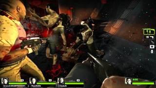 Left 4 Dead 2: The return of the Jockey's Part 2