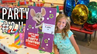 HALLIE'S BIRTHDAY PARTY with a SURPRISE SHE WILL NEVER FORGET / Life As We GOmez BIRTHDAY VLOG