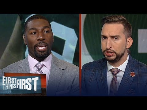 Greg Jennings believes Packers are arguably the best team in the NFC   NFL   FIRST THINGS FIRST