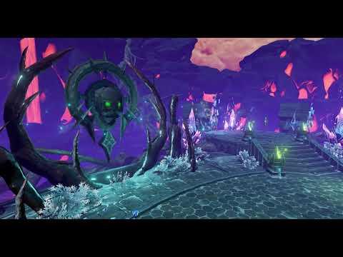 リネージュ2レボリューション血盟レイドボスマップ動画