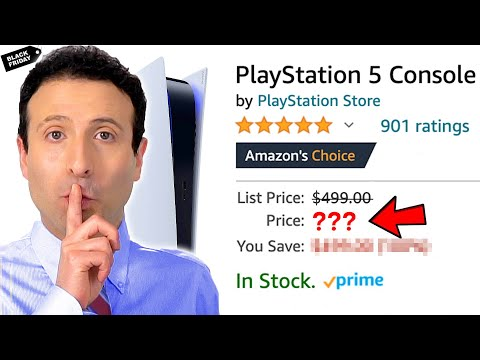 10 Black Friday Shopping Secrets Amazon Doesn't Want You to Know!