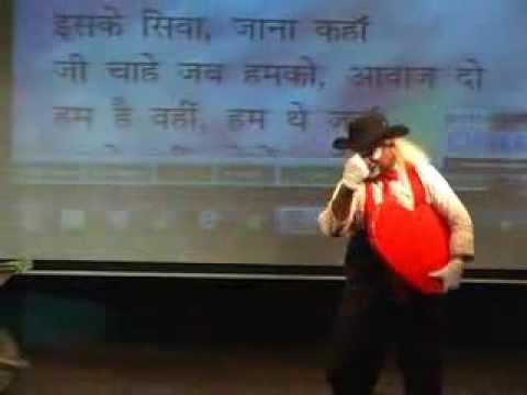 """""""Jeena Yahan Marna Yahan"""" Momindia Presents """"Aaj Bhi Raj"""" Mohankumar Bhandari, Rajan & Pradeep Pande"""