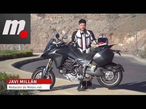 Ducati Multistrada 1260S   Presentación / Primera Prueba / Test / Review en español   motos.net