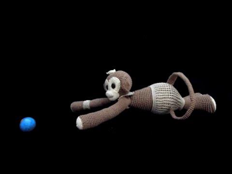 Gehäkelter Affe Monkey Crochet Häkeln Youtube