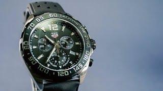 TAG Heuer Formula 1 Chronograph CAZ1010.FT8024 - Unboxing