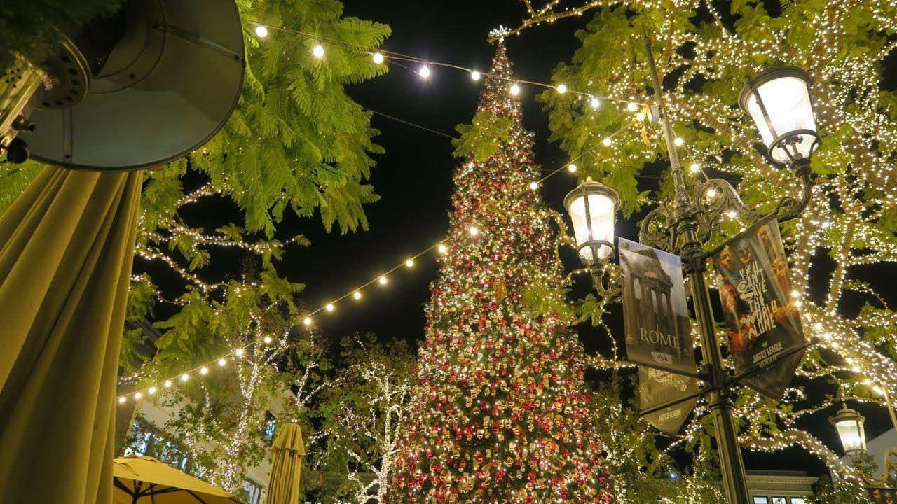 worlds largest christmas tree vlogmas day 2 - Worlds Largest Christmas Tree