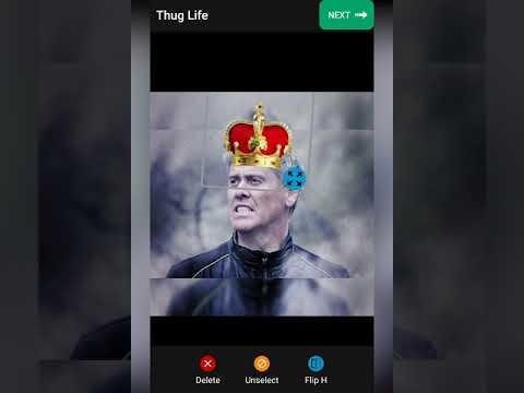 Thug Life Stickers Pics Editor Photo Maker Apps On Google Play