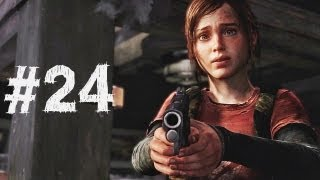The Last of Us Gameplay Walkthrough Part 24 - Wrong Turn