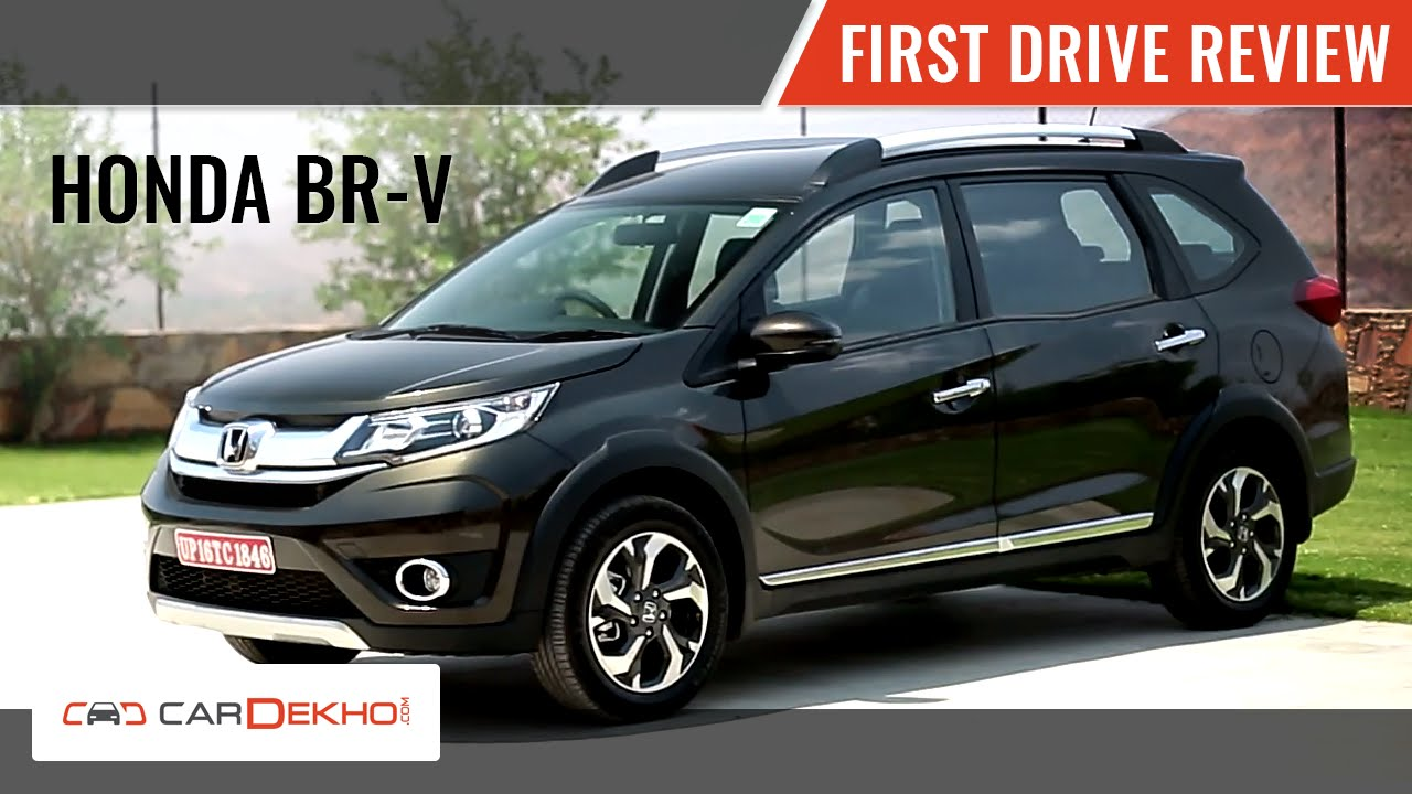 Honda Brv India Prices Review Specifications Mileage