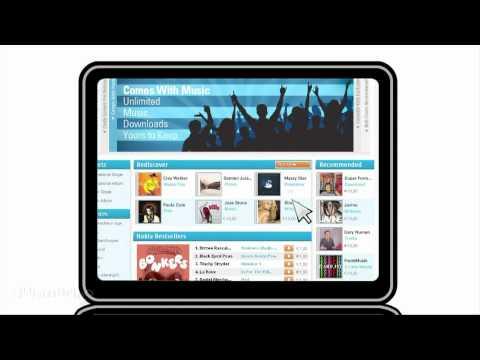 Submarino.com.br | Nokia Comes with Music