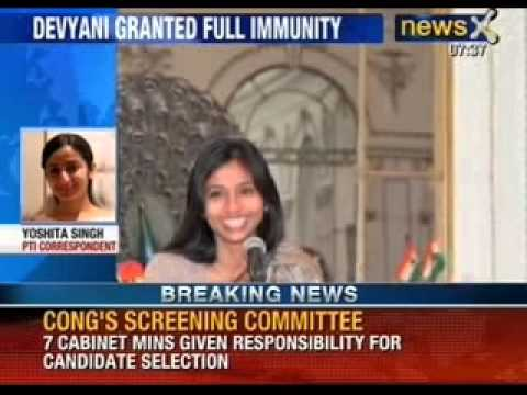 Devyani set to return India, Granted full immunity by US - NewsX