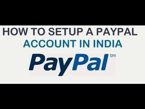 How To Confirm Paypal Bank Account In India By Kartikey Pathak