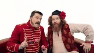 Old Spice и Гарик Харламов (князь Свежелюбов): Новости из будущего (2017)