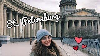 Travel VLOG: Гуляю по Санкт-Петербургу | ч. 2(, 2016-03-30T11:08:18.000Z)