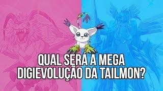 Qual será a mega digievolução da Tailmon? | Geração Digimon