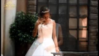 Свадебное платье Мария, производство