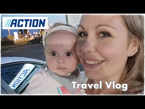 Travel Vlog ♡ CRAFT shopping, on the go between Ireland and Poland ♡ Maremi's Small Art ♡