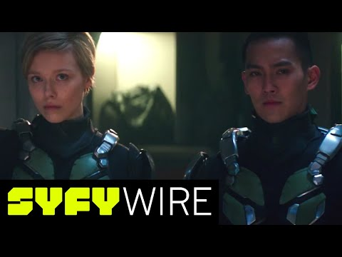 Exclusive Preview: Pacific Rim Uprising - Cadets To Save the World | SYFY WIRE