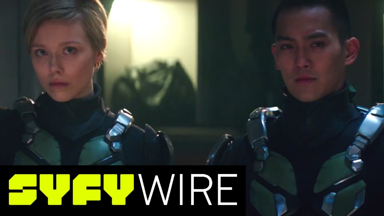 Exclusive Preview: Pacific Rim Uprising – Cadets To Save The World | SYFY WIRE