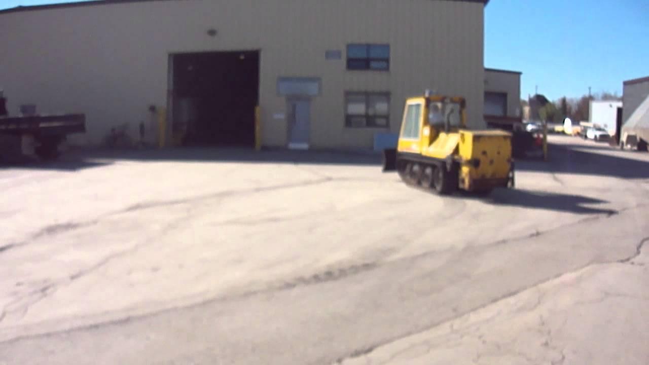 2000 Bombardier SW48 Sidewalk Snow Machine - govdeals com
