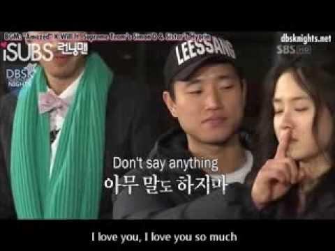 MONDAY COUPLE (Song Jihyo & Kang Gary)