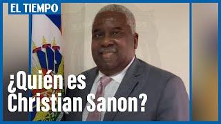 Christian Sanon el médico capturado por magnicidio del presidente haitiano