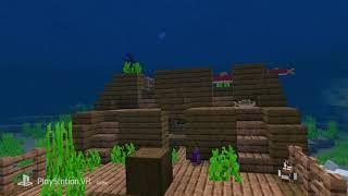 MinecraftがPlayStation®VRに対応しました!