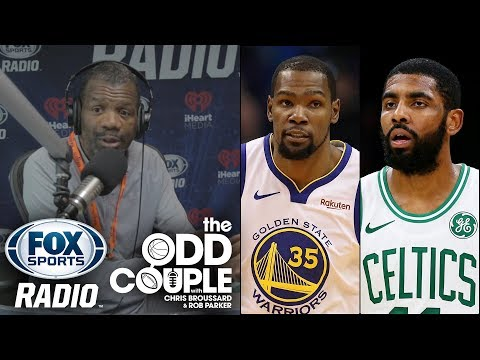 NBA - Could the New York Knicks Land Kevin Durant & Kyrie Irving?
