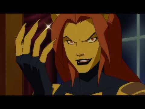 Cheetah - All Fight Scenes | Justice League: Doom