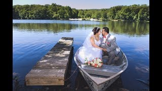 Mountain Springs Lake Resort / Poconos Pa Wedding Film / Glenda & Manuel