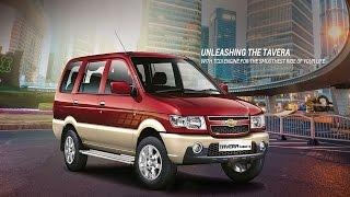 Chevrolet Tavera Neo 3 2014 review