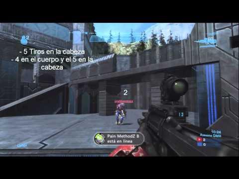 Tutorial basico de la DMR - ¿Como mejorar en Halo reach?