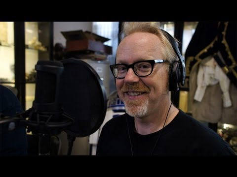Still Untitled: The Adam Savage Project #12 - The Supersonic Savage