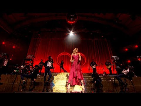 Kylie Minogue - Spinning Around (Live in Hyde Park 2018) [SD]
