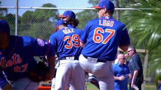 WATCH: All the sights and sounds of 2019 Mets spring training!