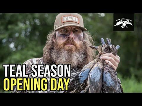 2020 Teal Season Opening Weekend | Teal & Cottonmouths