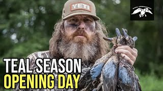 2020 Teal Season Opening Weekend | Teal & Cottonmouths