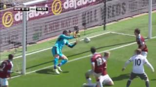 Burnley Vs Manchester United 0--2 All Goals And Highlights  23/04/2017